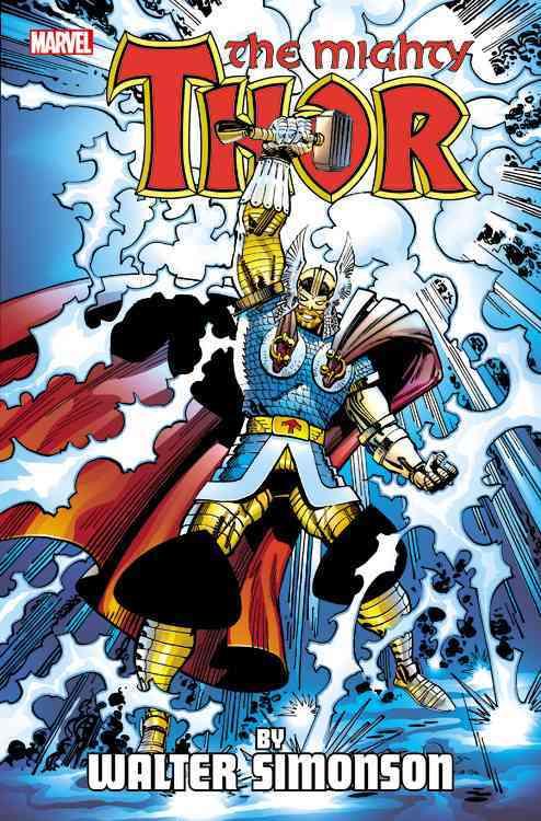 Thor by Walter Simonson 5 By Simonson, Walter/ Buscema, Sal (ILT)